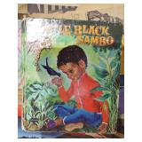 CHILD LITTLE BLACK SAMBO BOOK