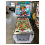 "Williams ""Pretty Baby"" Pinball Machine"