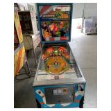 "Williams ""Triple Strike"" Pinball Game"
