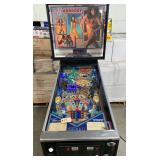 """Hardbody"" Pinball Game by Bally"