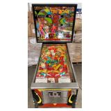 "Williams ""Tri-Zone"" 4 Player Pinball Game"