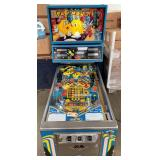 """Mr & Mrs Pac-man"" Pinball by Bally"