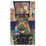 """Raven"" Pinball Machine by Gottlieb"