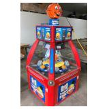Basket Fortune Redemption Arcade Game
