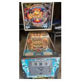 Silver Ball Mania Pinball Machine by Bally