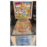 Mayfair Pinball Machine by Gottlieb