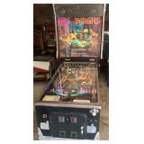 Bad Girls Pinball Machine by Gottlieb