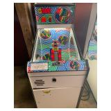 Wonder Wheel Redemption Arcade Game