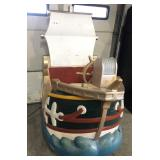 Coin Operated Kiddie Boat Ride