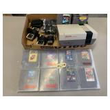 NES Game System with 17 - Games