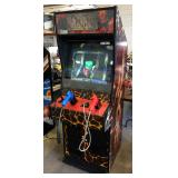 """Maximum Force"" Arcade Game"