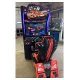 Storm Racer Arcade Machine