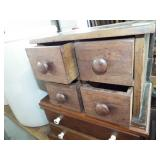 DRAWERS ON SPICE BOX
