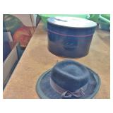 MINIATURE STETSON HAT WITH BOX