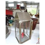 TOLEWARE CANDLE LANTERN