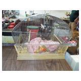 RETRO BIRD CAGE