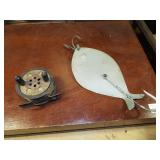 RETRO FLY REEL AND LURE