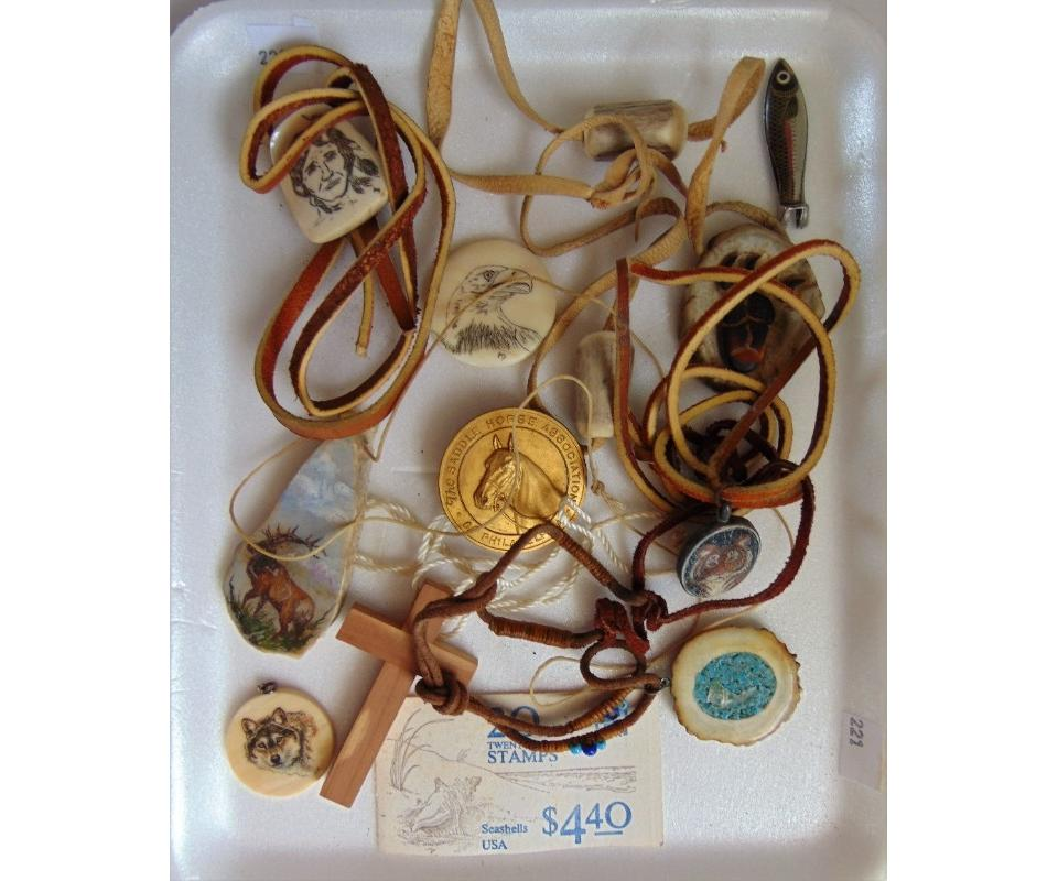 Coins, Currency and Jewelry