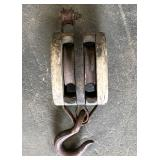 SIEVE DOUBLE PULLEY