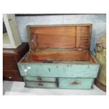 EARLY TOOL CHEST