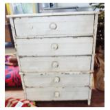 DOLL SIZE 4 DRAWER CHEST