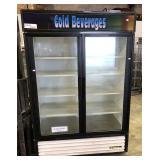 True Showcase Display Cooler