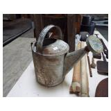 GALVANIZED SPRINKLING CAN