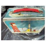 RETRO SPACE LUNCH BOX