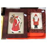 Early Saint Nick Paintings