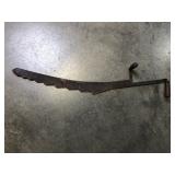 BALE KNIFE