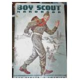 SCOUT HAND BOOK