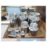 MILK CAN STYLE KITCHEN CANISTERS