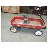 CHILDS RADIO FLYER WAGON