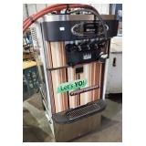Taylor 3 flavor ice cream machine (Like new)