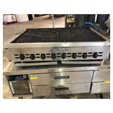 Baker Pride char broiler grill
