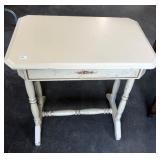 OPEN FRONT TURNED LEG WASHSTAND
