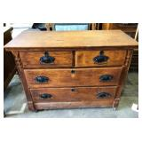 2 OVER 2 DRAWER CHEST