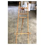 STICK AND BALL EASEL