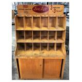LONG LIFE RETRO STORE CABINET