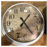 EARLY OFFICE CLOCK