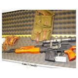 Romarm PSL-54C 7.62X54MM Sniper