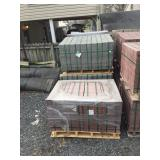2-Tractor trailer loads of various size pavers