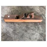 ANTIQUE WOOD SMOOTHING PLANE