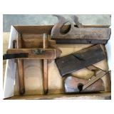ANTIQUE WOOD PLANES