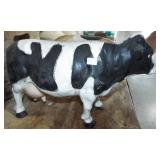 LARGE CAST IRON COW
