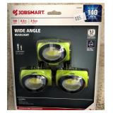 Jobsmart 140 Lumens Wide Angle Headlight