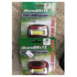 illumiBrite Fled Lamp 200 Lumen Head Lamps