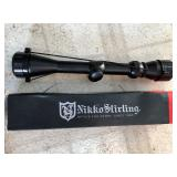 Nikko Stirling Rifle Scope
