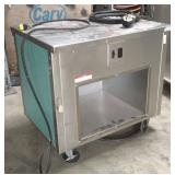 Delfield SC-36 All Purpose Counter with open under storage