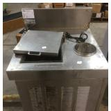 """Glastender FRB-24 24"""" Ice Cream Dipping Cabinet"""
